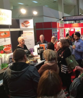 Smart Living Soup Maker Demonstration